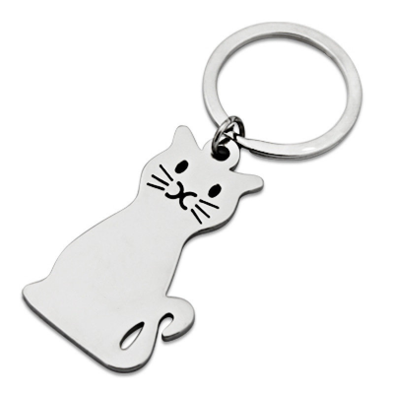 Kitty Keyring BCW161