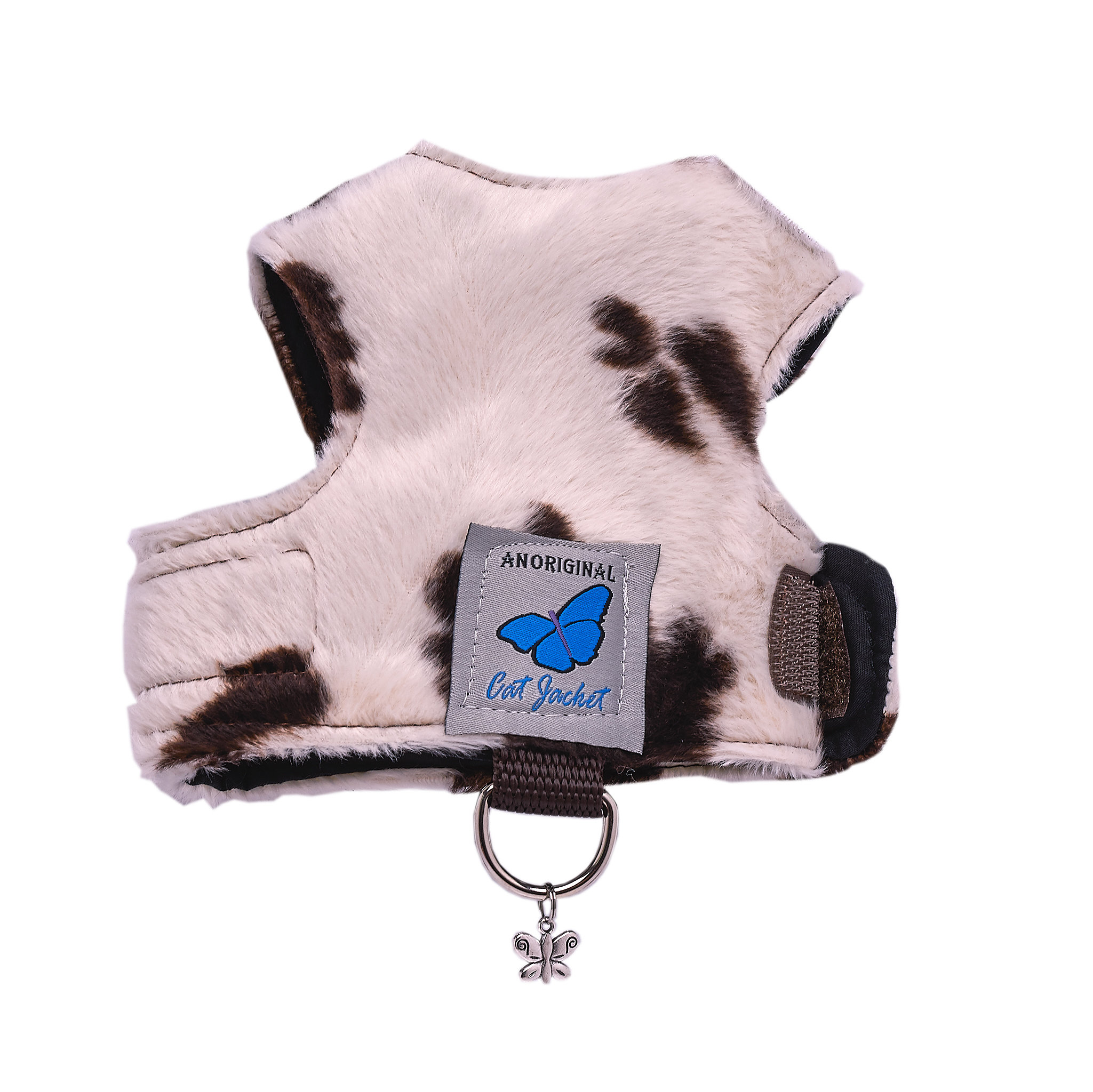 Luxury Faux Fur Cow