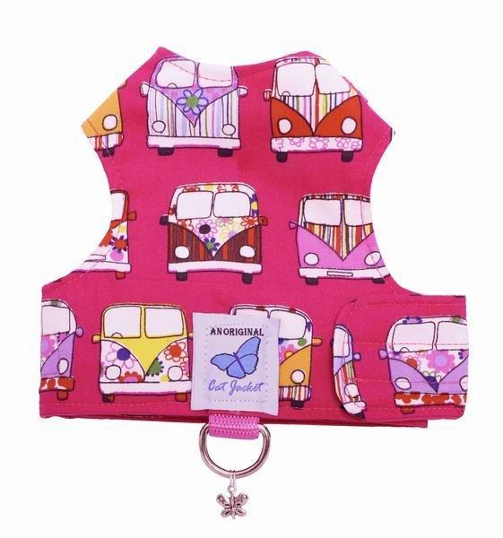 Pink Campervan