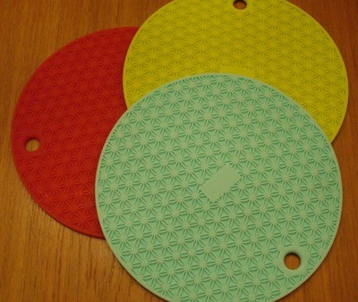 Silicone Hot Pads