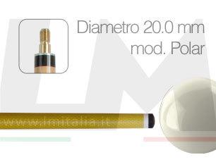 Puntale K d=20.0 3Pezzi