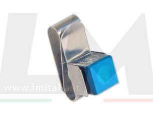 Porta-Gessi Magnetico in Acciaio