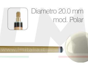 Puntale CL d=20.0 3Pezzi