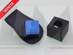 Porta-Gessi Magnetico in Pelle