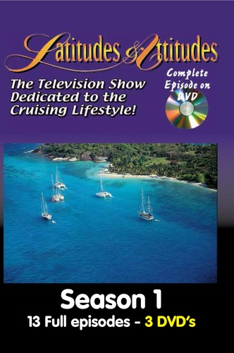 Latitudes & Attitudes TV Season #1 (3 - DVD Set)