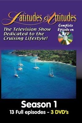 Latitudes & Attitudes TV Season #1 (3 - DVD Set)