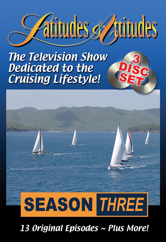 Latitudes & Attitudes TV Season #3 (3 - DVD Set)