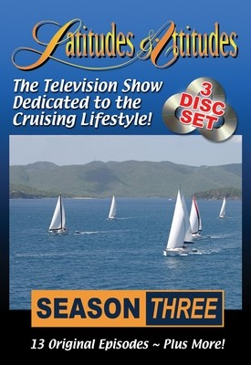 Latitudes & Attitudes TV Season #3 (3 - DVD Set)