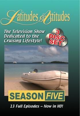 Latitudes & Attitudes TV Season #5 (3 - DVD Set)