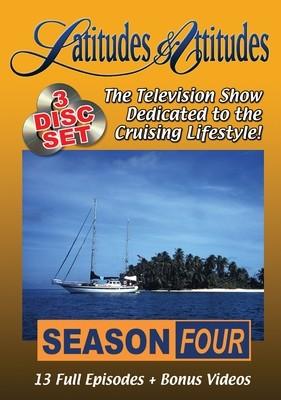 Latitudes & Attitudes TV Season #4 (3 - DVD Set)