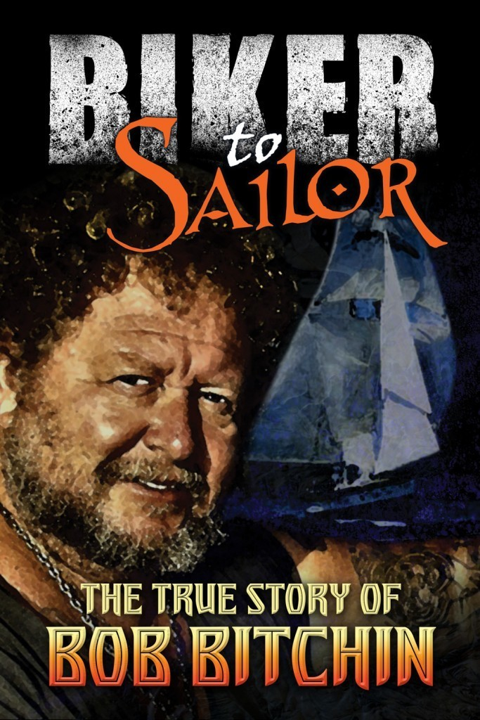 Biker to Sailor Hardcover First Edition