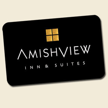 AmishView Inn Gift Card 00002