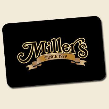 Miller's Gift Card 00004