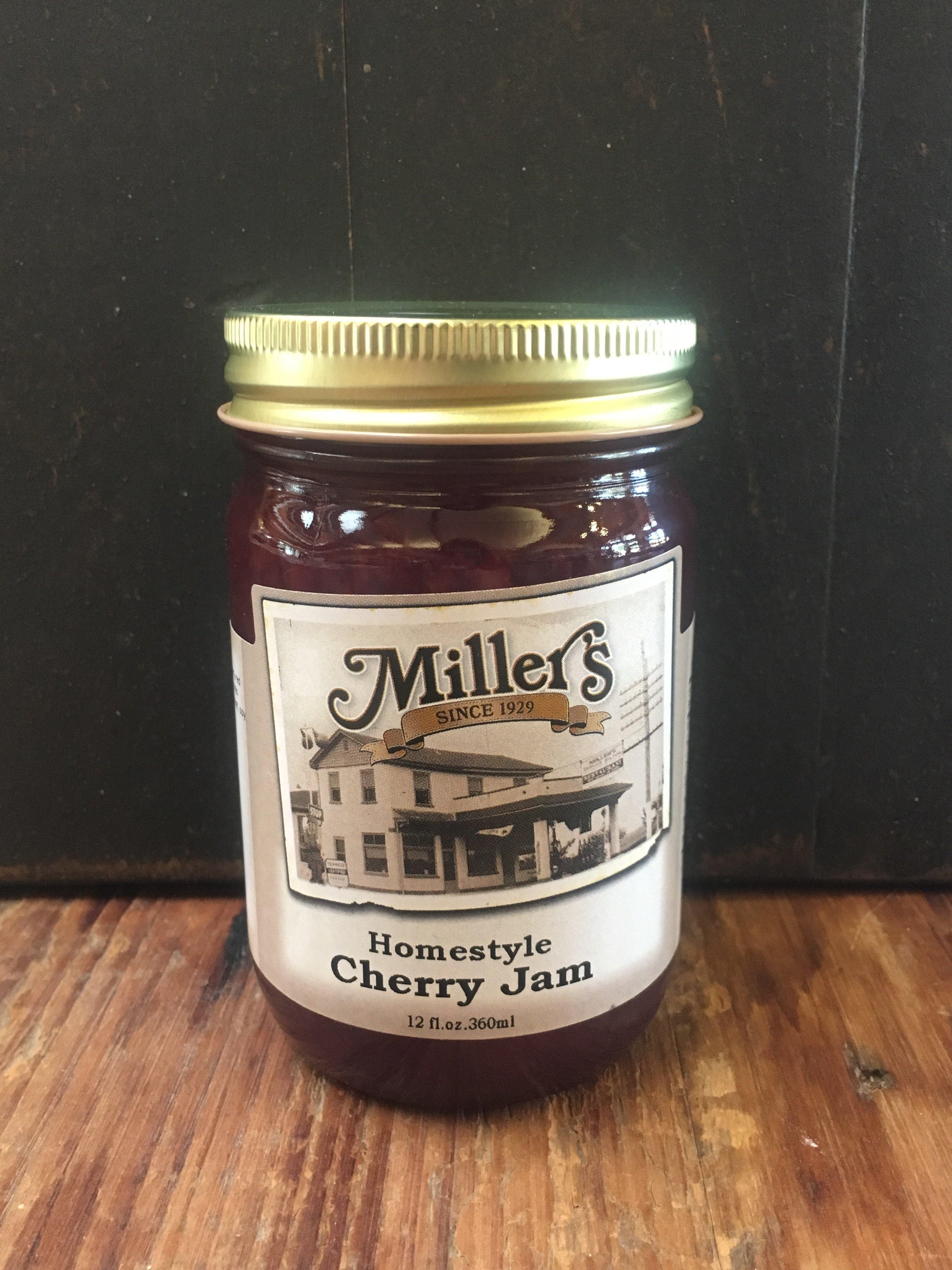 Cherry Jam 12oz 673166025295