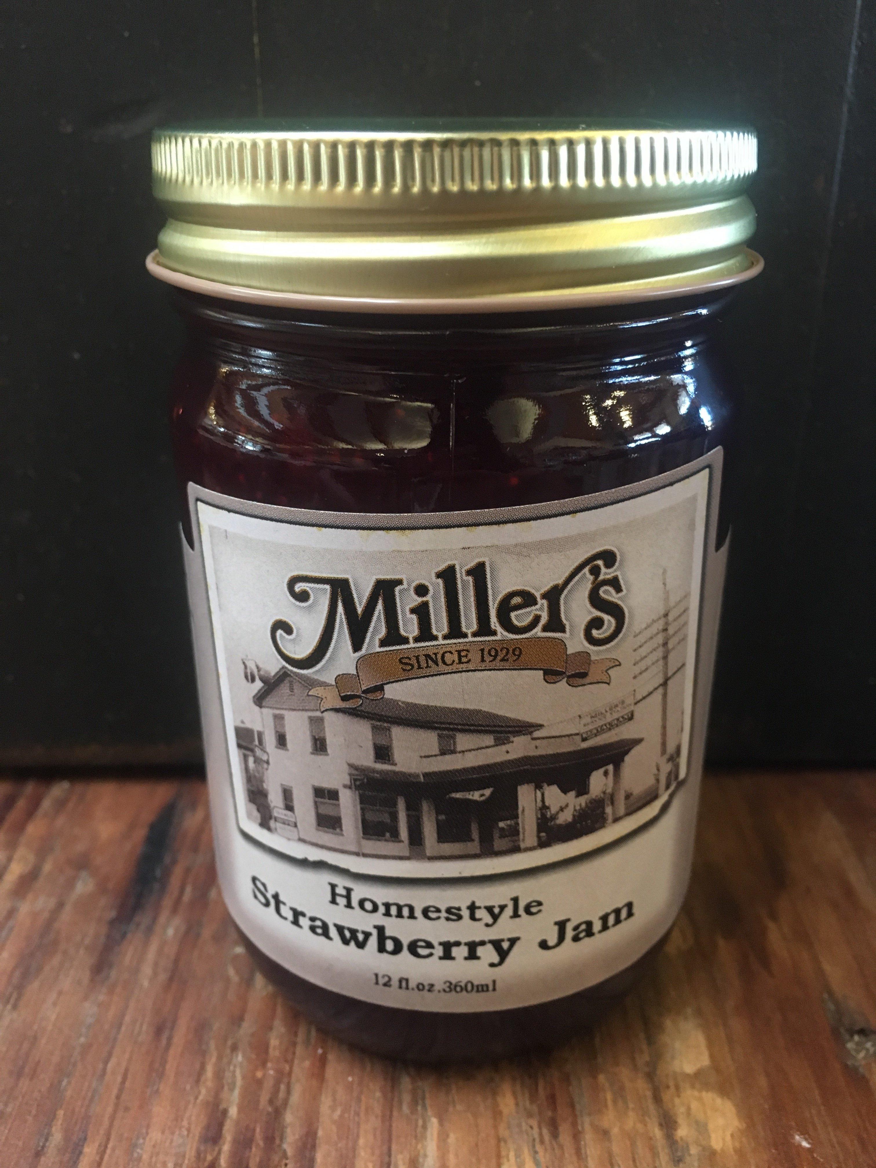Strawberry Jam 12oz 673166025592