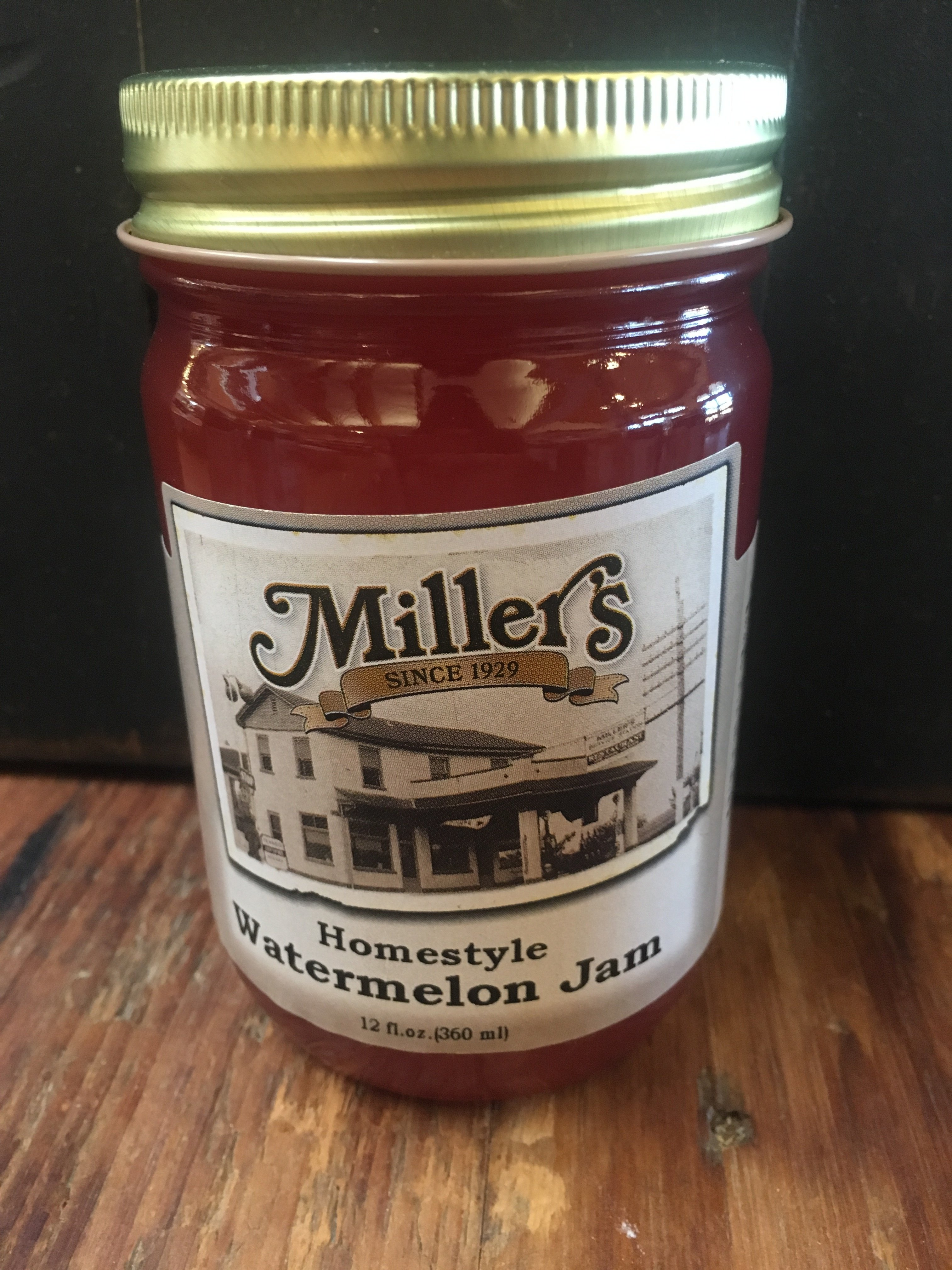 Watermelon Jam 12oz 00028