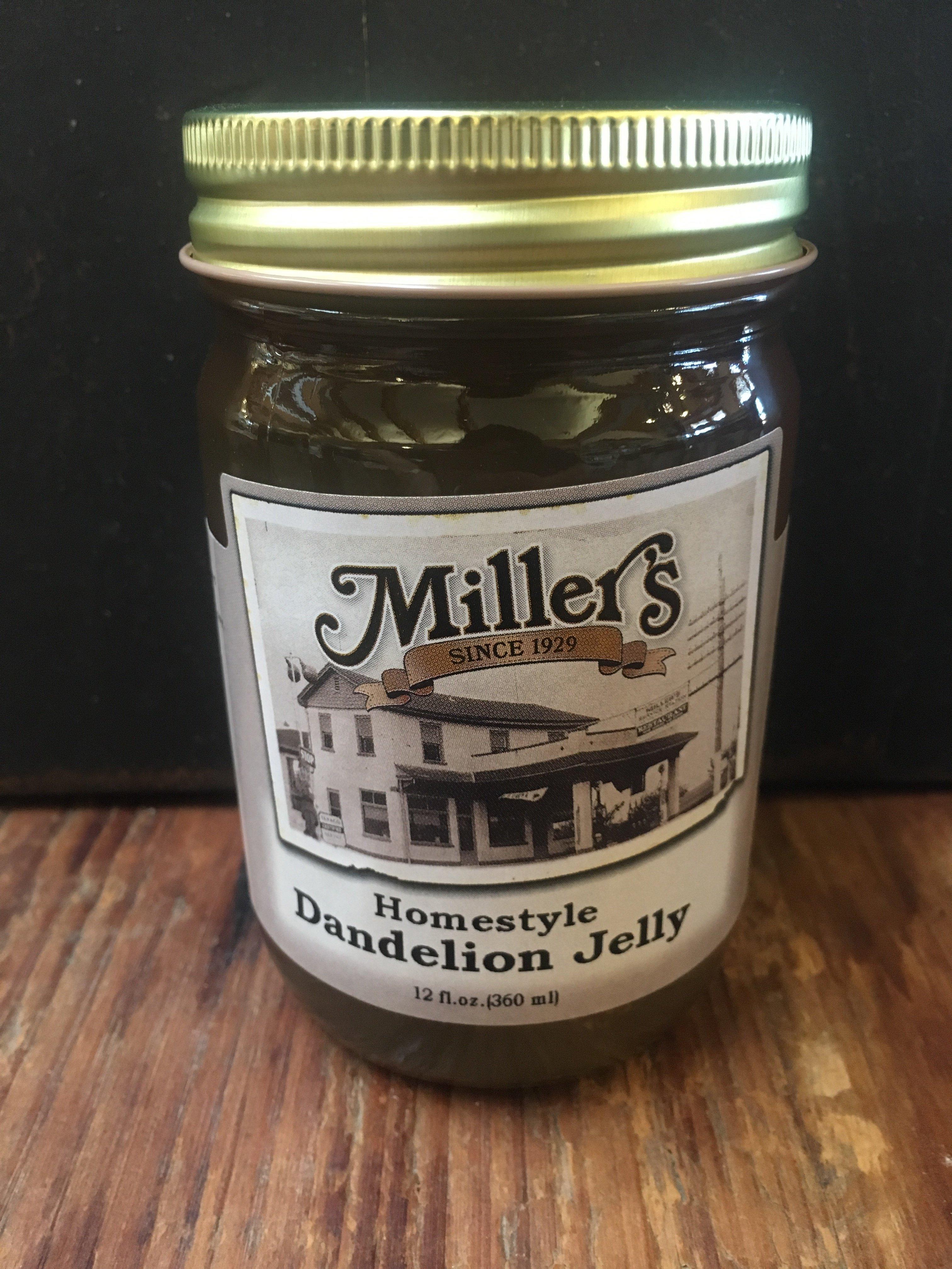 Dandelion Jelly 12oz 00042