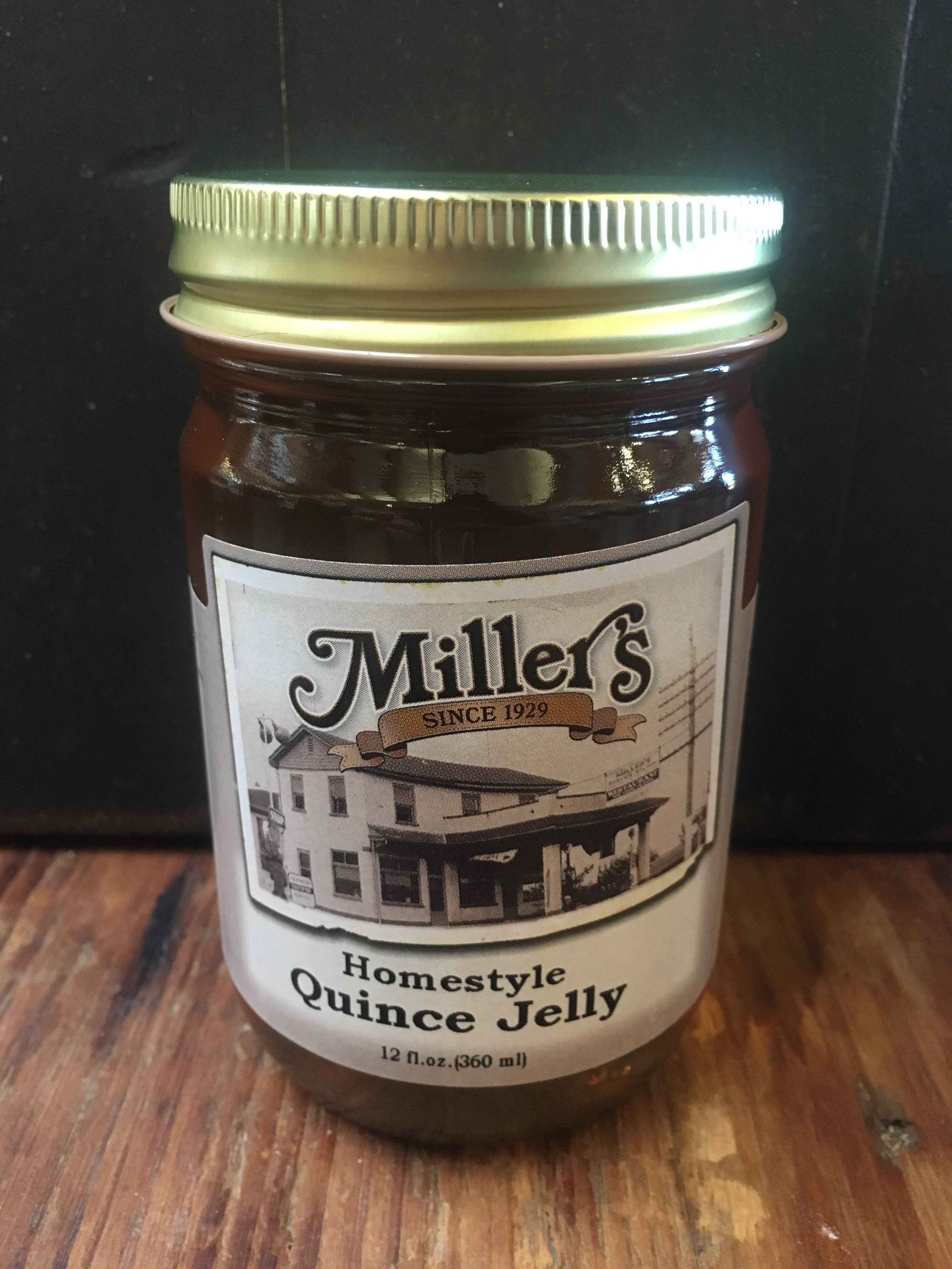 Quince Jelly 12oz 00043
