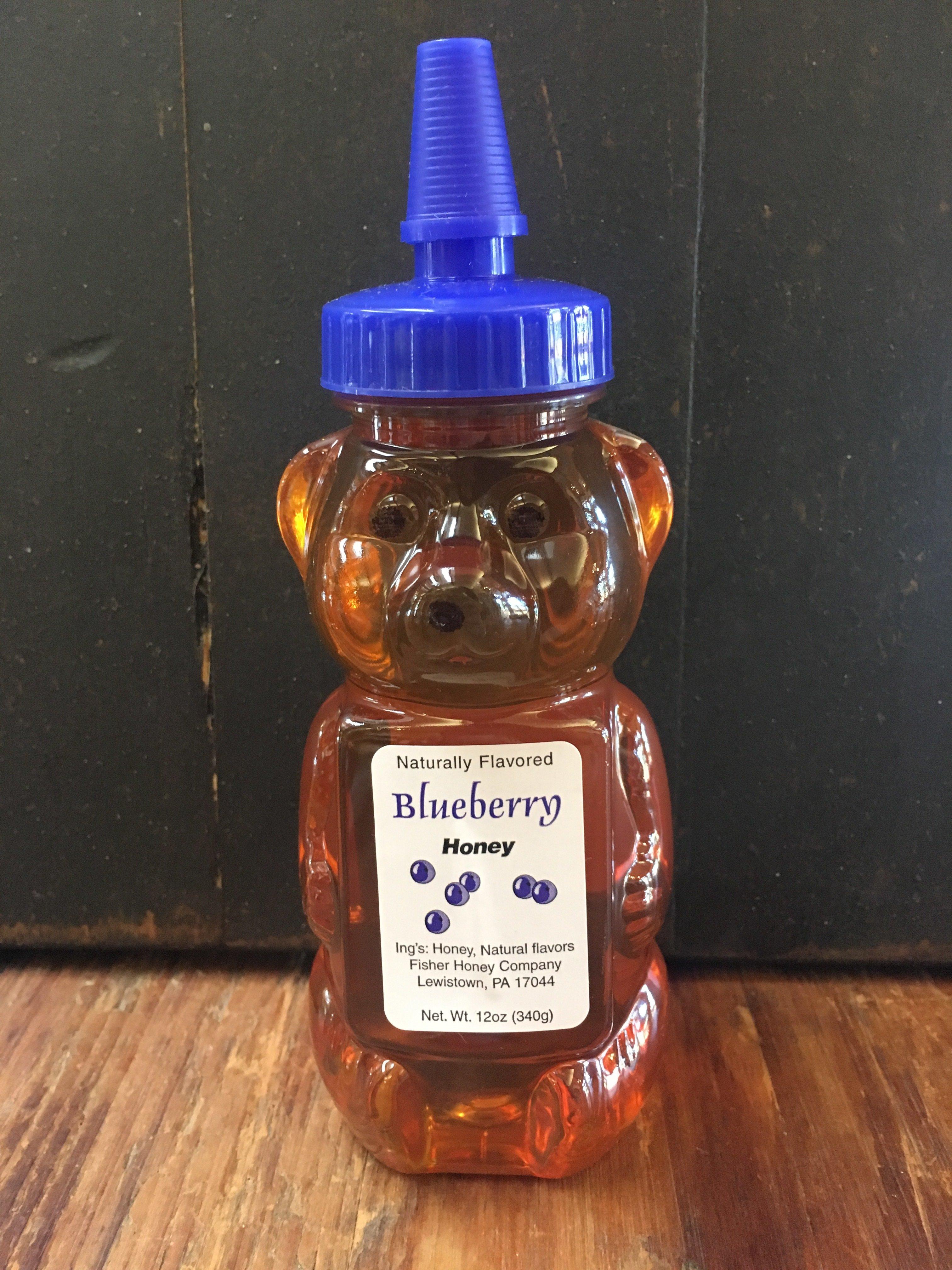 Blueberry Honey 12oz 00064