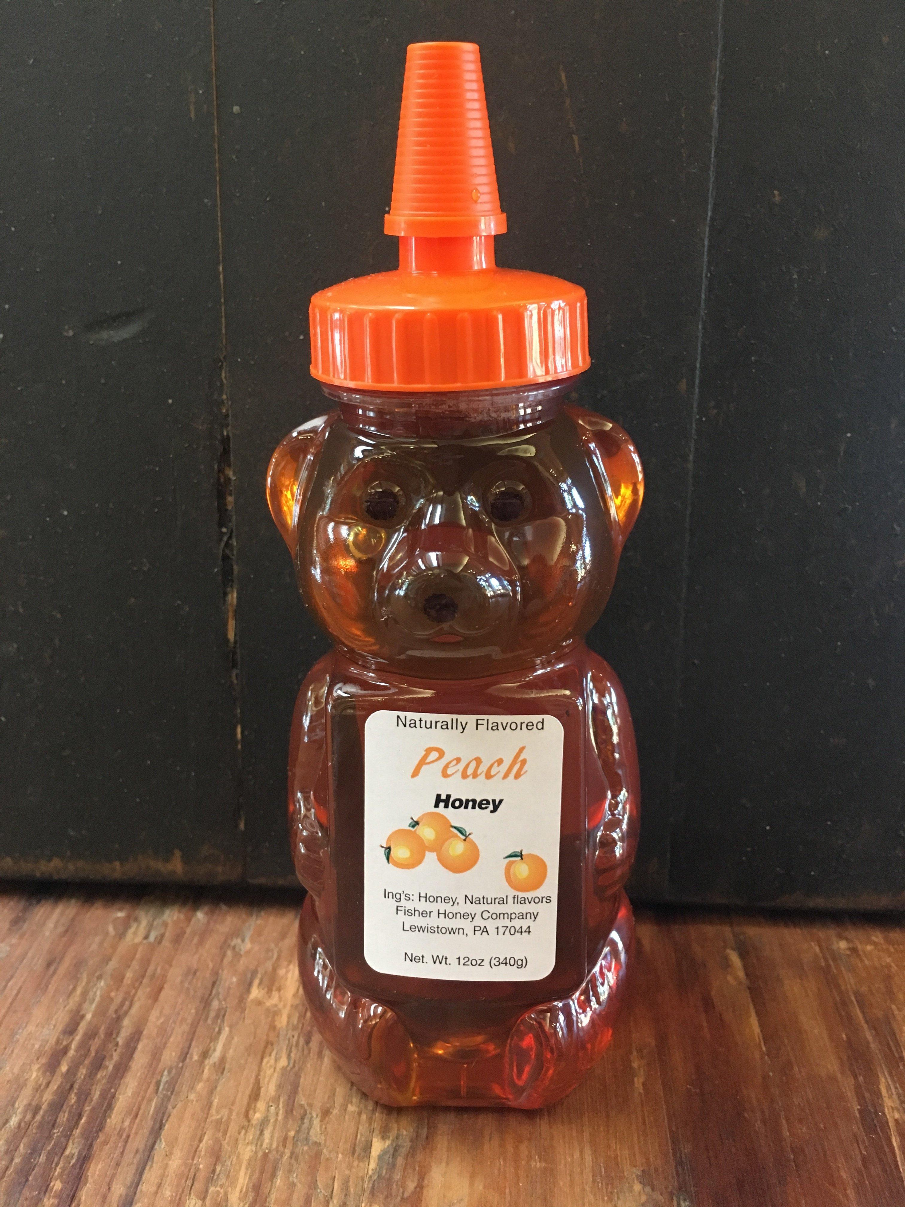 Peach Honey 12oz 00066