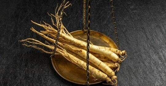 Chinese Ginseng 1kg.  3 y.old