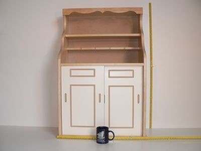 Kitchen Dresser / Hand made in Australia