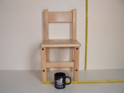 Kindy Chair / Hand made in Australia