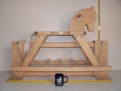 Pedestal Rocking Horse Kit