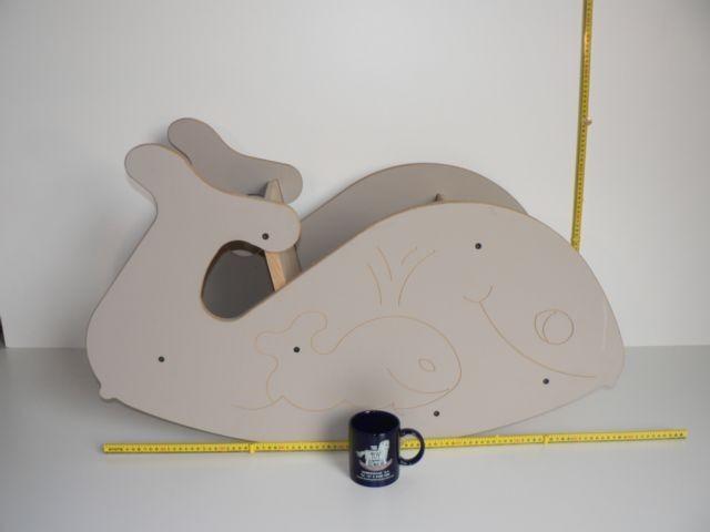 Whale Rocker Kit hand made in Australia
