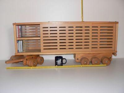 Pantec Stock Truck Rear Trailer Kit