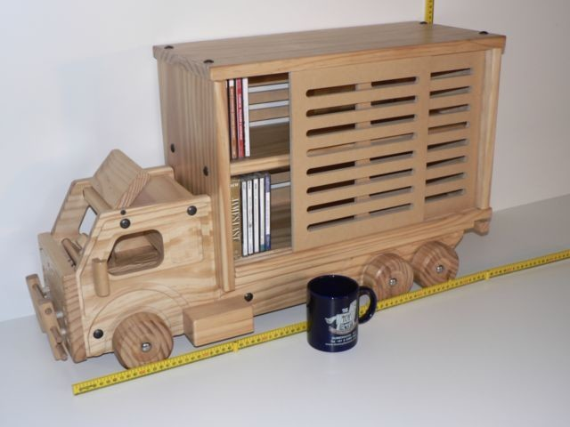 Stock Truck Kit hand crafted in Australia