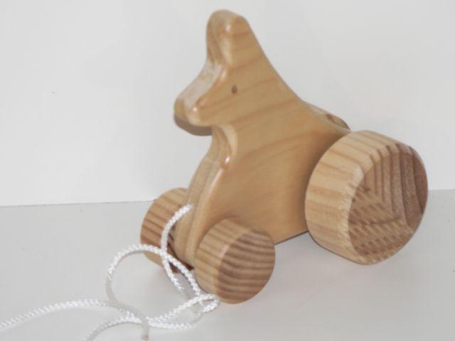 Pullalong Kangaroo Kit