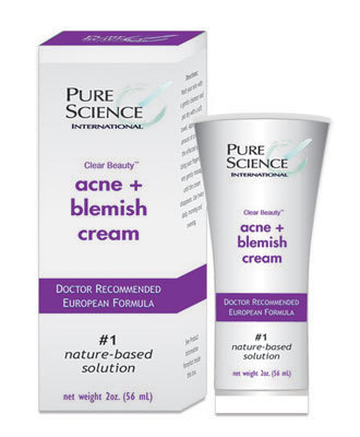 Clear Beauty™ Acne & Blemish Cream