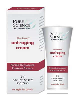 Clear Beauty™ Anti-Aging Cream