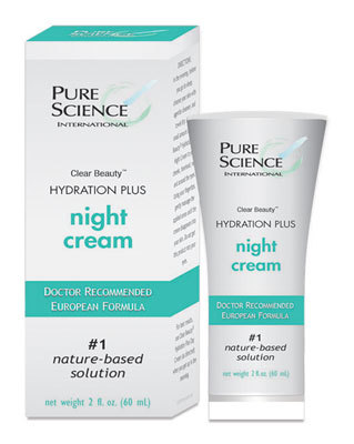 Clear Beauty™ Hydration Plus Night Cream