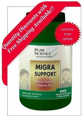 Migra Support Capsules