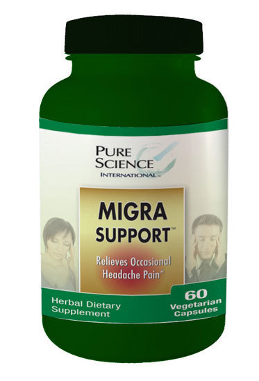 Migra Support Capsules 6 Month Supply