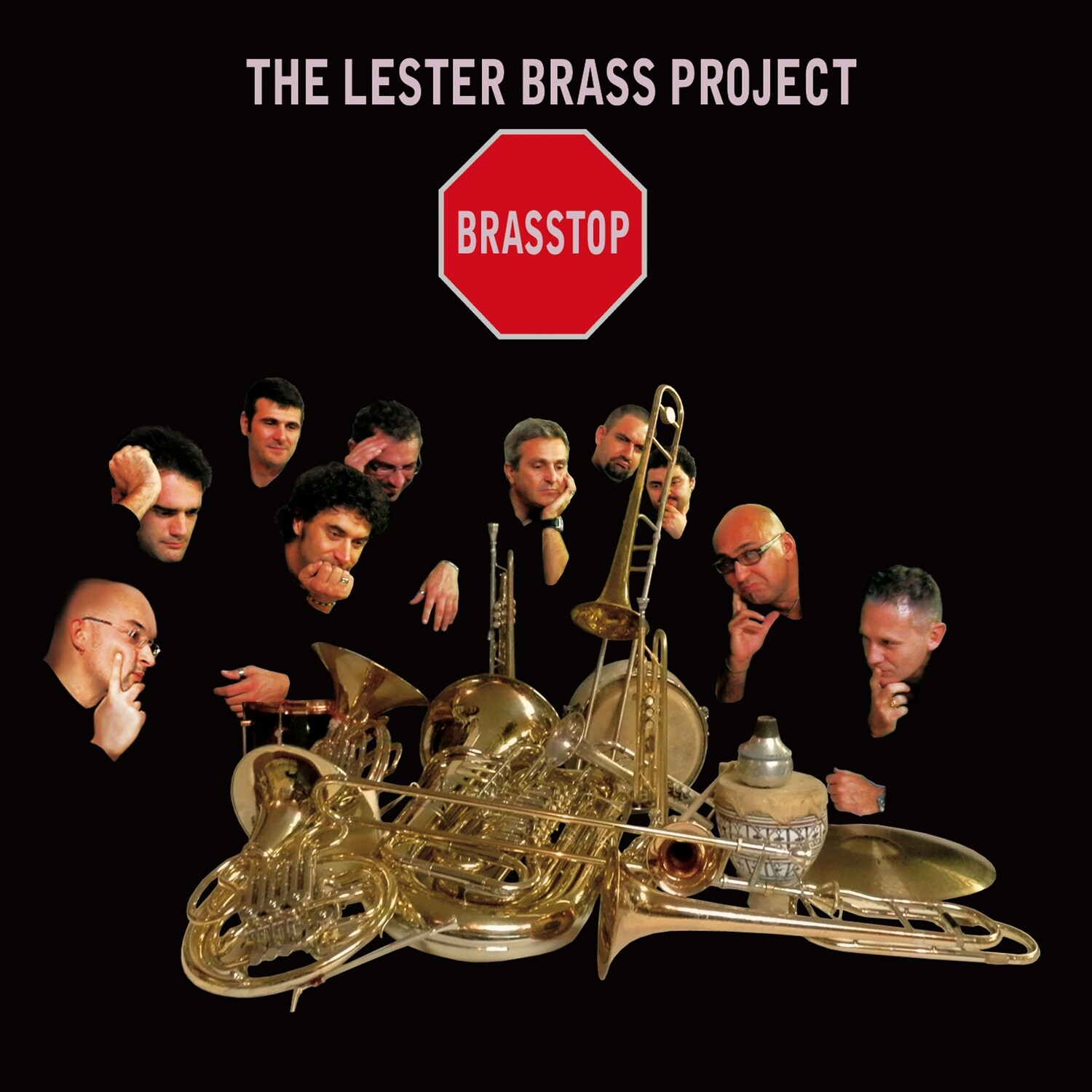 THE LESTER BRASS PROJECT «Brasstop»