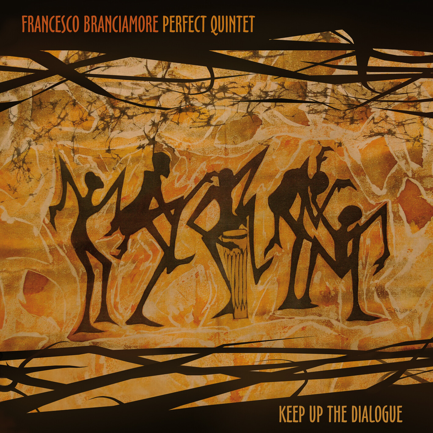 BRANCIAMORE PERFECT QUINTET  «Keep up the dialogue»