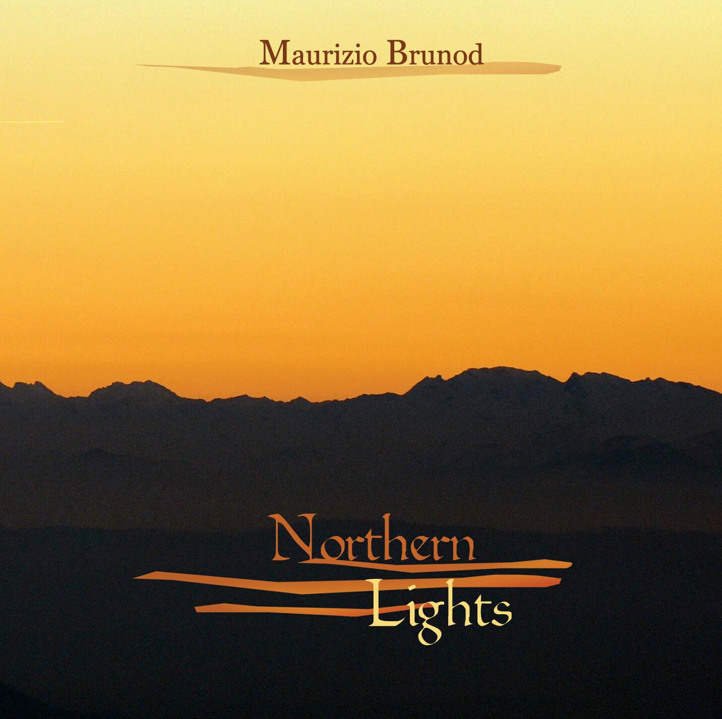 MAURIZIO BRUNOD «Northern lights»