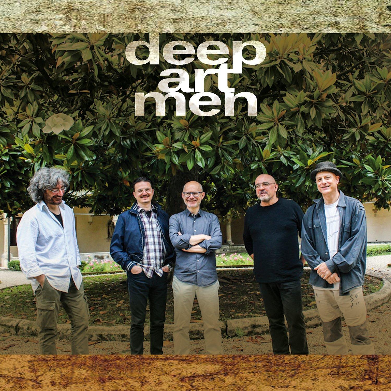 TONOLO/CALGARO/BIRRO/MAIORE/BEGGIO   «Deep Art Men»