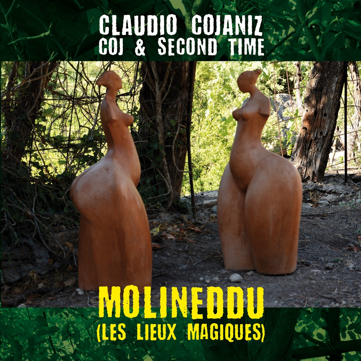 Claudio Cojaniz - COJ & SECOND TIME  «Molineddu»