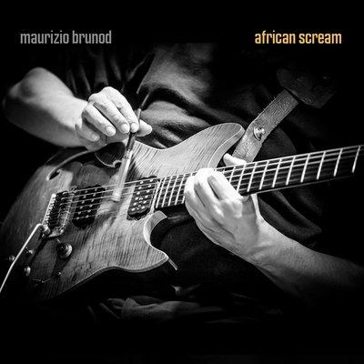 MAURIZIO BRUNOD «African Scream»