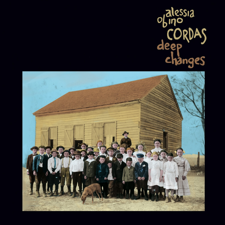 ALESSIA OBINO - CORDAS «Deep Changes»