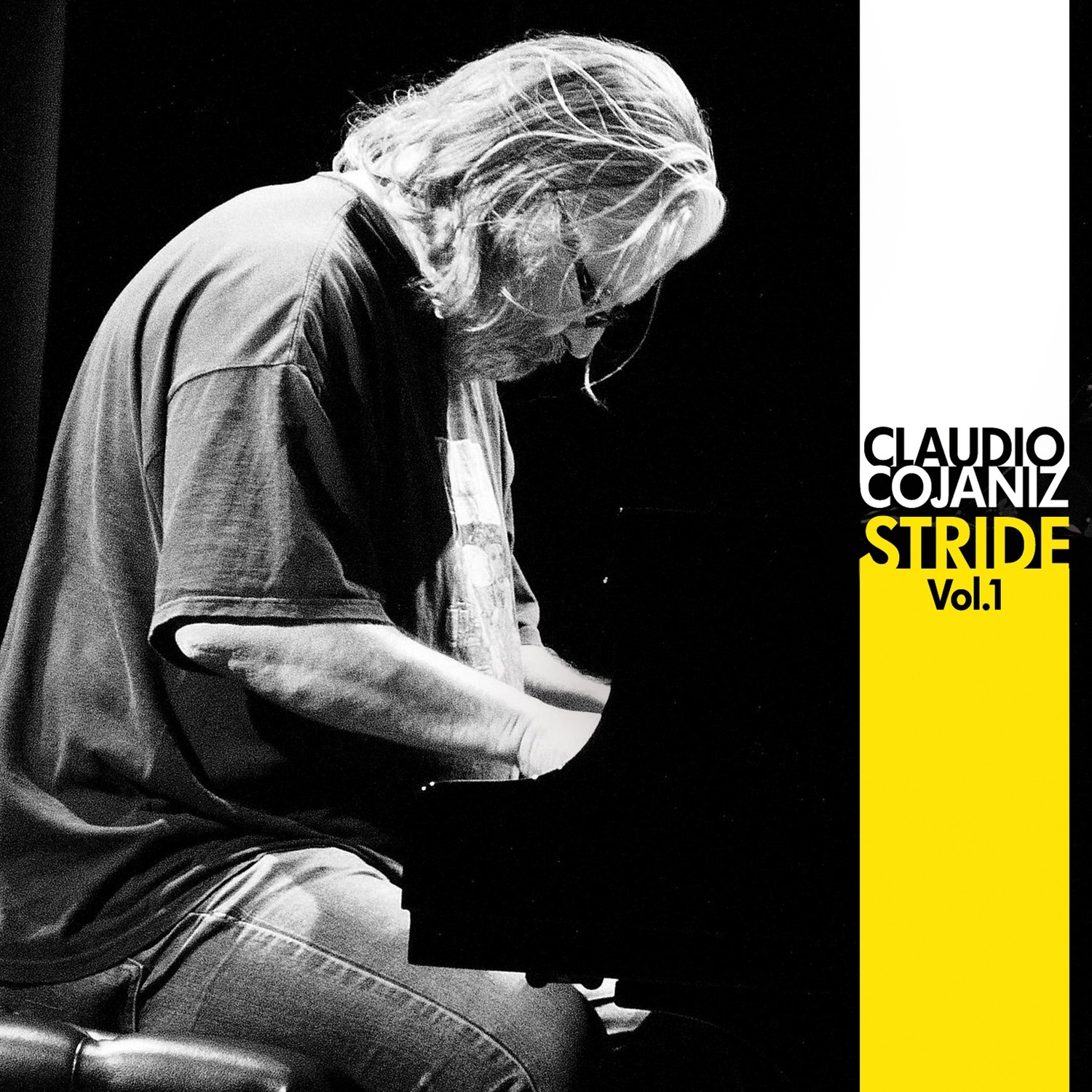 CLAUDIO COJANIZ   «Stride Vol. 1»