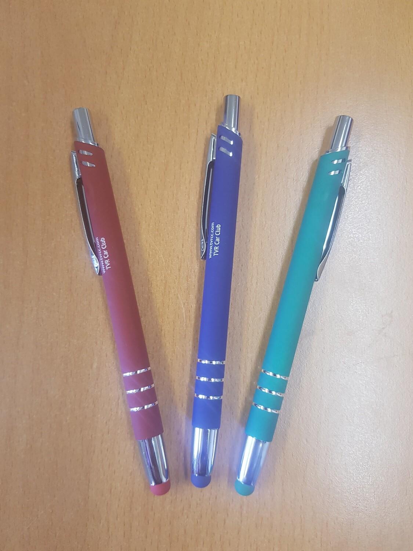 TVRCC Stylus Pen - various colours