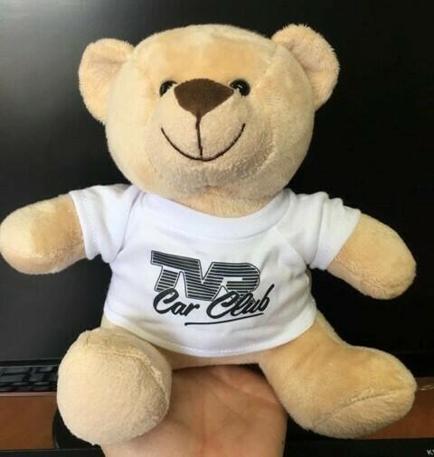 Mumbles TVRCC 20cm plush Bear