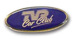 TVRCC Lapel badge
