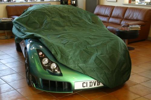 Supertex Indoor Car Cover - Large Sports