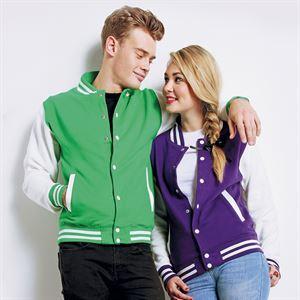 Adult Unisex Varsity jacket